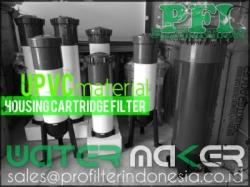 Housing PVC Multi Cartridge Filter Membrane Indonesia  large