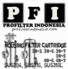 MCHL Series PFI Stainless Steel Multi Cartridge Filter Housing Profilter Indonesia  medium