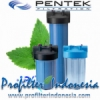 Pentek 10 inch Big Blue Housing Filter Cartridge profilterindonesia  medium