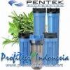 Pentek 10 inch Clear Standard Housing Filter Cartridge PN 150071 profilterindonesia  medium