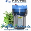 Pentek 20 inch Big Clear Housing Filter Cartridge profilterindonesia  medium